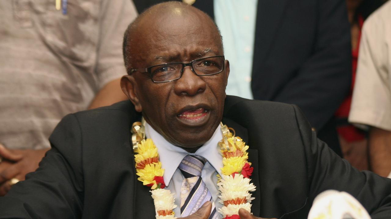 Ex-Caribbean football official Jack Warner ordered to pay $113 million in damages