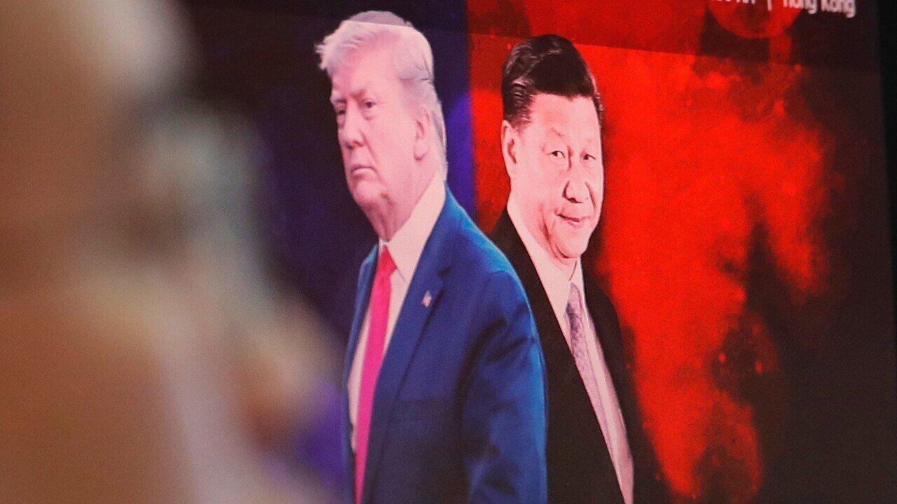 Donald Trump is the 'disrupter' we need to go after China's new world order