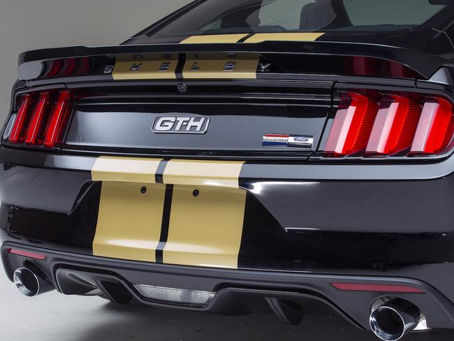 The Ford Mustang GT-H Hertz Edition available in the US. Picture: Supplied