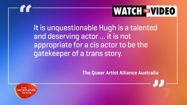 Musical Hedwig and the Angry Inch cancelled after outrage from transgender activists (The Morning Show)