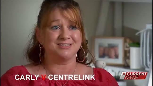 Single mother's $45k Centrelink battle (ACA)