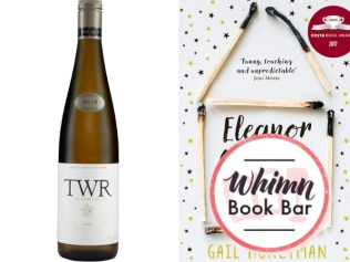 The November December wine and book are here. Images: Supplied