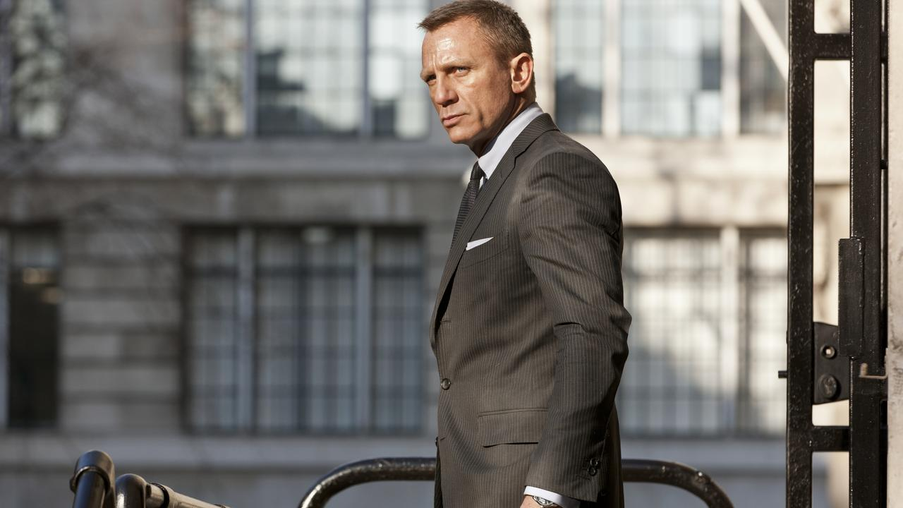 It's been four years since we got our last Bond fix. Picture: Sony Pictures