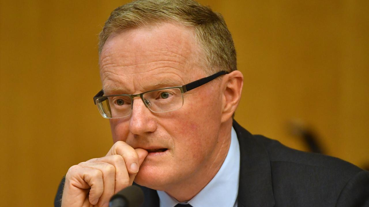 Reserve Bank of Australia governor Philip Lowe will reveal the board's decision tomorrow afternoon. Picture: AAP Image/Mick Tsikas