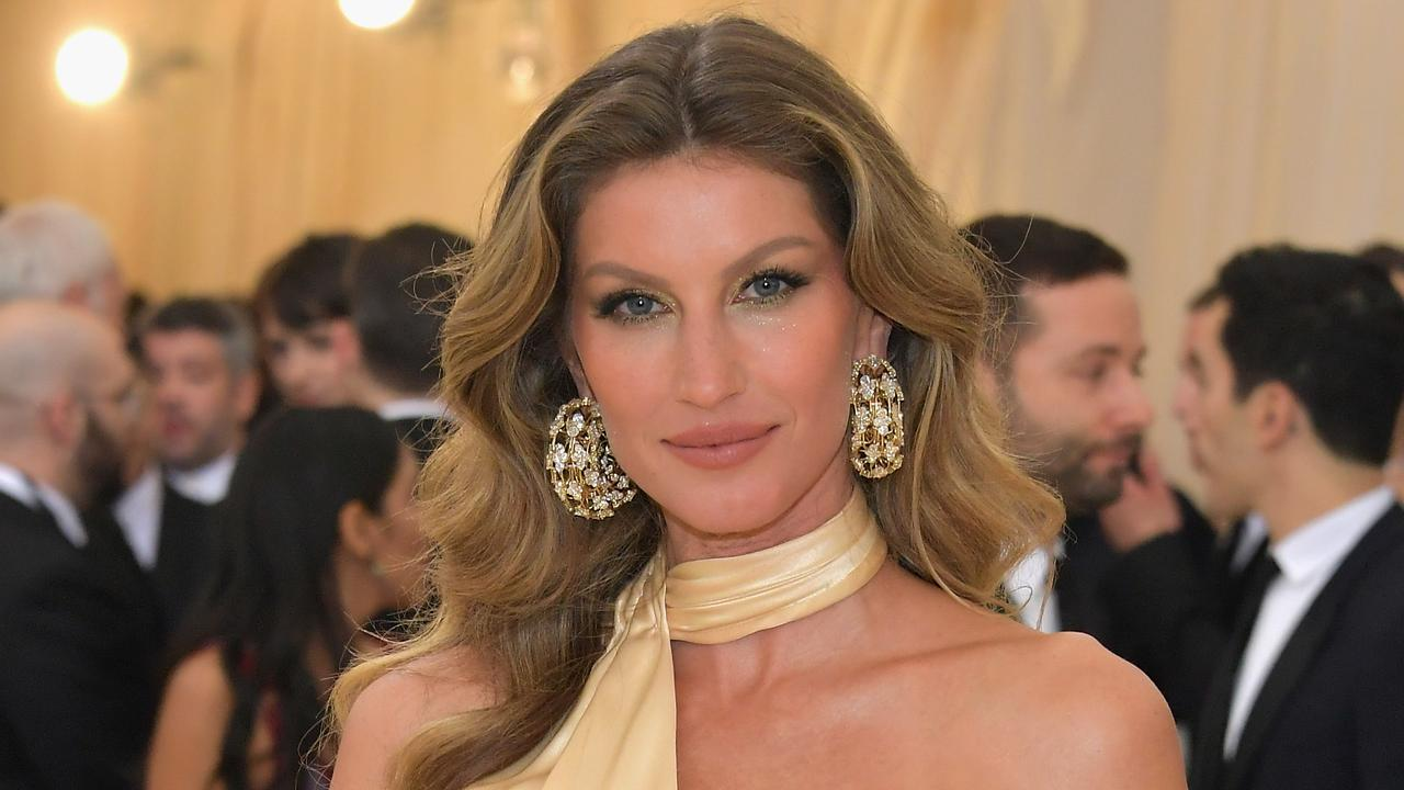 Supermodel Gisele Bündchen has opened up about her struggles with mental health. Picture: Getty Images