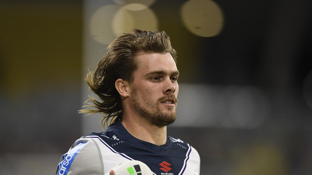 Melbourne Storm star Ryan Papenhuyzen exposed the toll that social media trolls can take. Picture: Getty Images