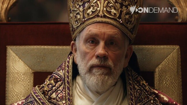 The New Pope official trailer