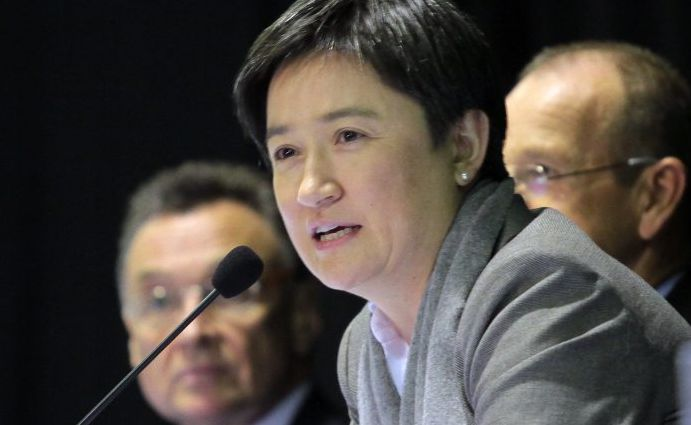 Senator Penny Wong. Picture: Inga Williams
