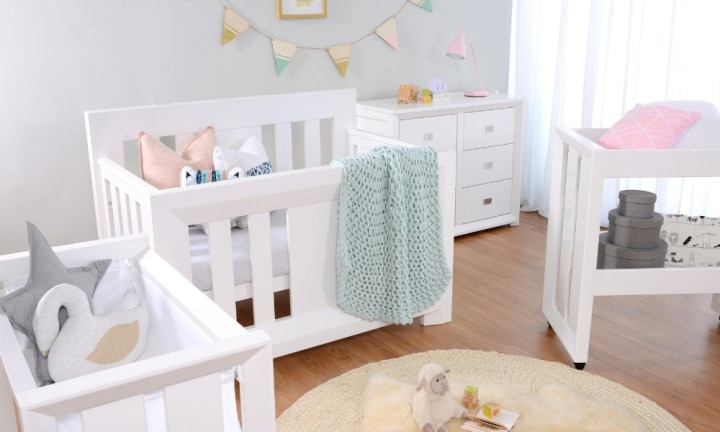 Biggest mistakes we make when decorating a nursery