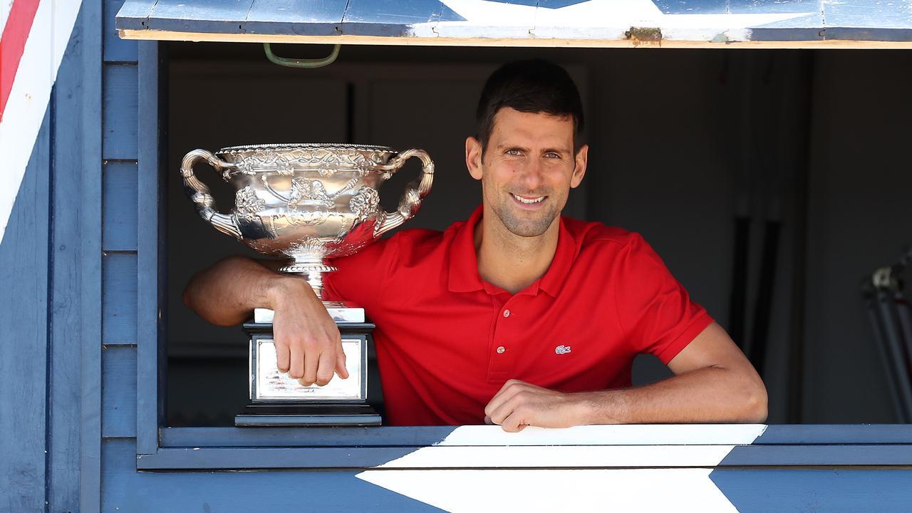 Secret means Djokovic could miss Aus Open