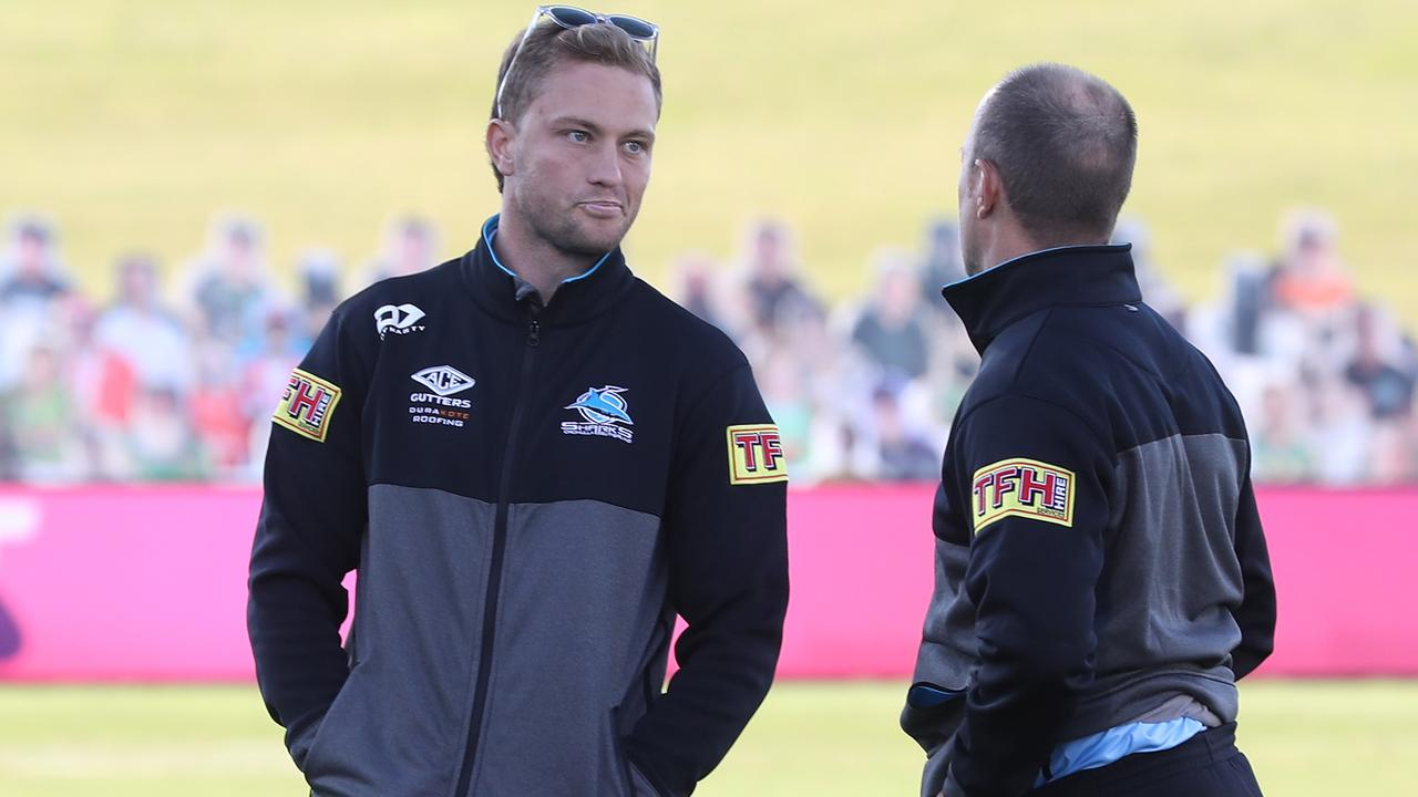 Matt Moylan has been dropped for this weekend's clash against North Queensland. Picture: AAP Image/Brendon Thorne