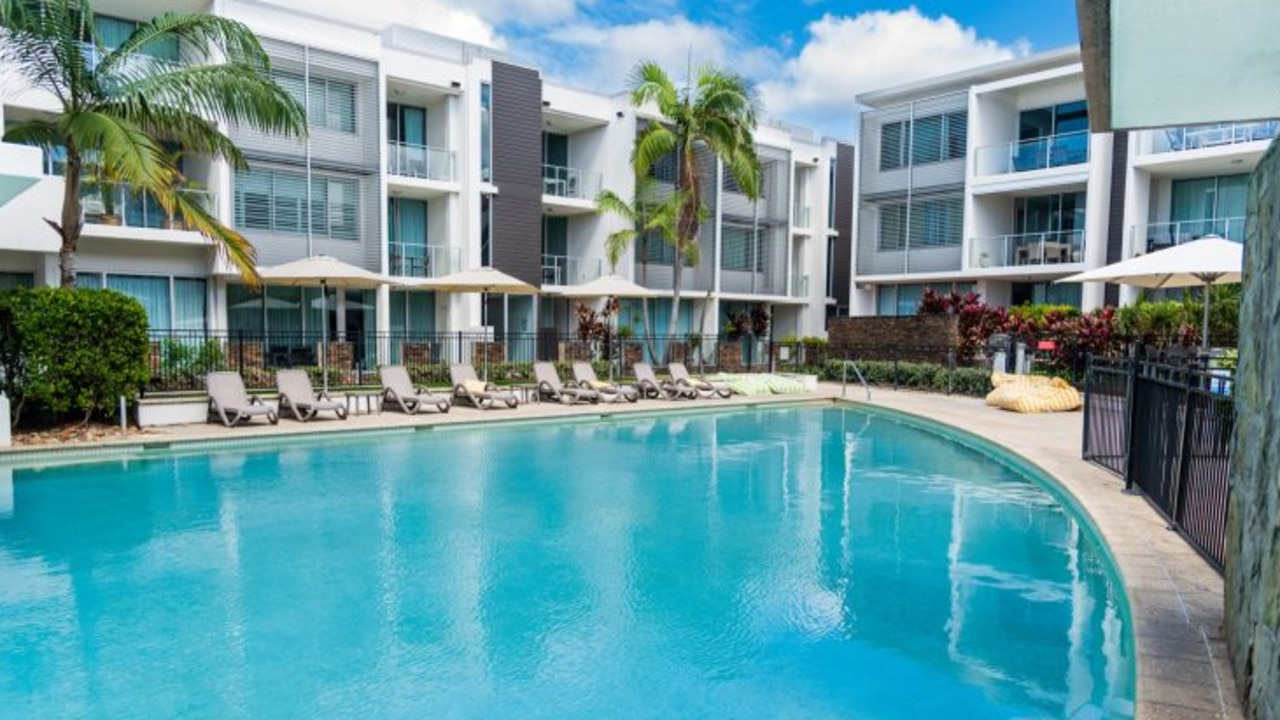 Element Coolum Beach has been voted the best overall hotel.