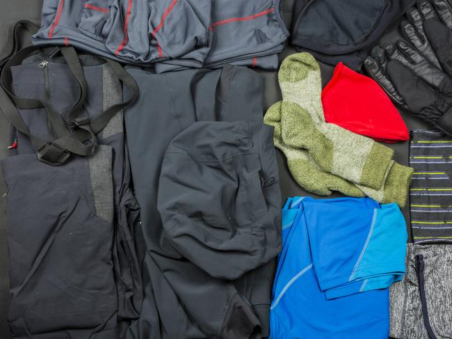 4/16Leave heavy clothes at home Pack only lightweight, quick-drying shorts, trousers, shirts, and underpants. Wash them before bed each night, hang, and they'll be dry to wear the next morning. I can get all the clothes I need for a three-week trip into one carry-on case. -John Shea