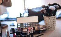 Mum's ultimate make-up station hack to save space