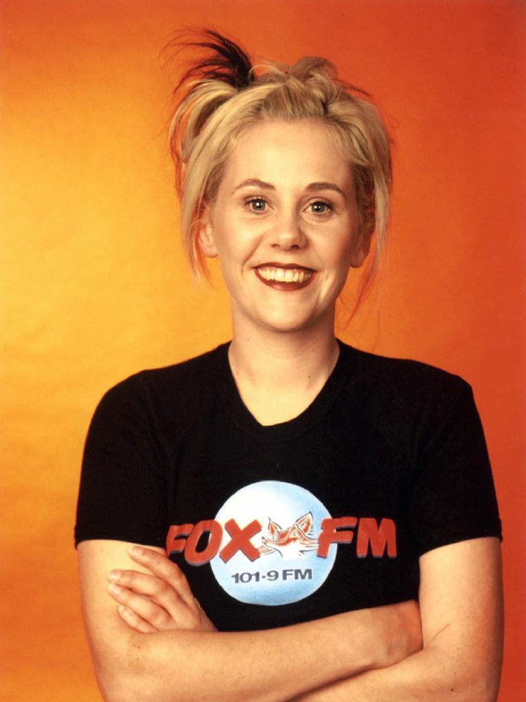 Jodie J Hill in 2001.