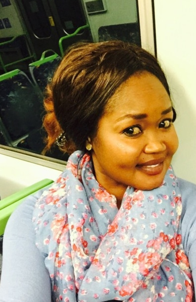 Natalina Angok was found dead in Chinatown on Wednesday.