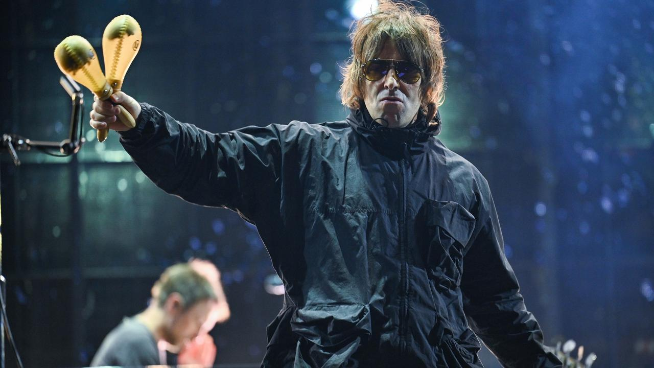 Liam headlined the Isle of Wight festival. Picture: Jeff J Mitchell/Getty Images