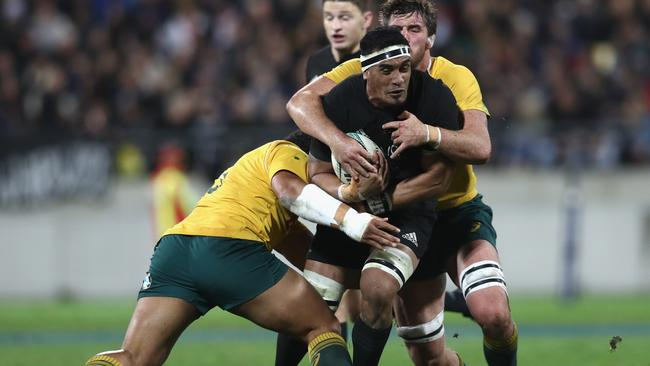 Jerome Kaino and the All Blacks are chasing 18 straight victories.