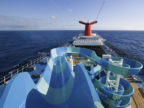 CARNIVAL SPLENDOR  Carnival Cruise Line also welcomes a newcomer, with Carnival Splendor arriving in December 2019 to become the newest and largest ship homeported year-round in Australia, Sailing from Sydney.