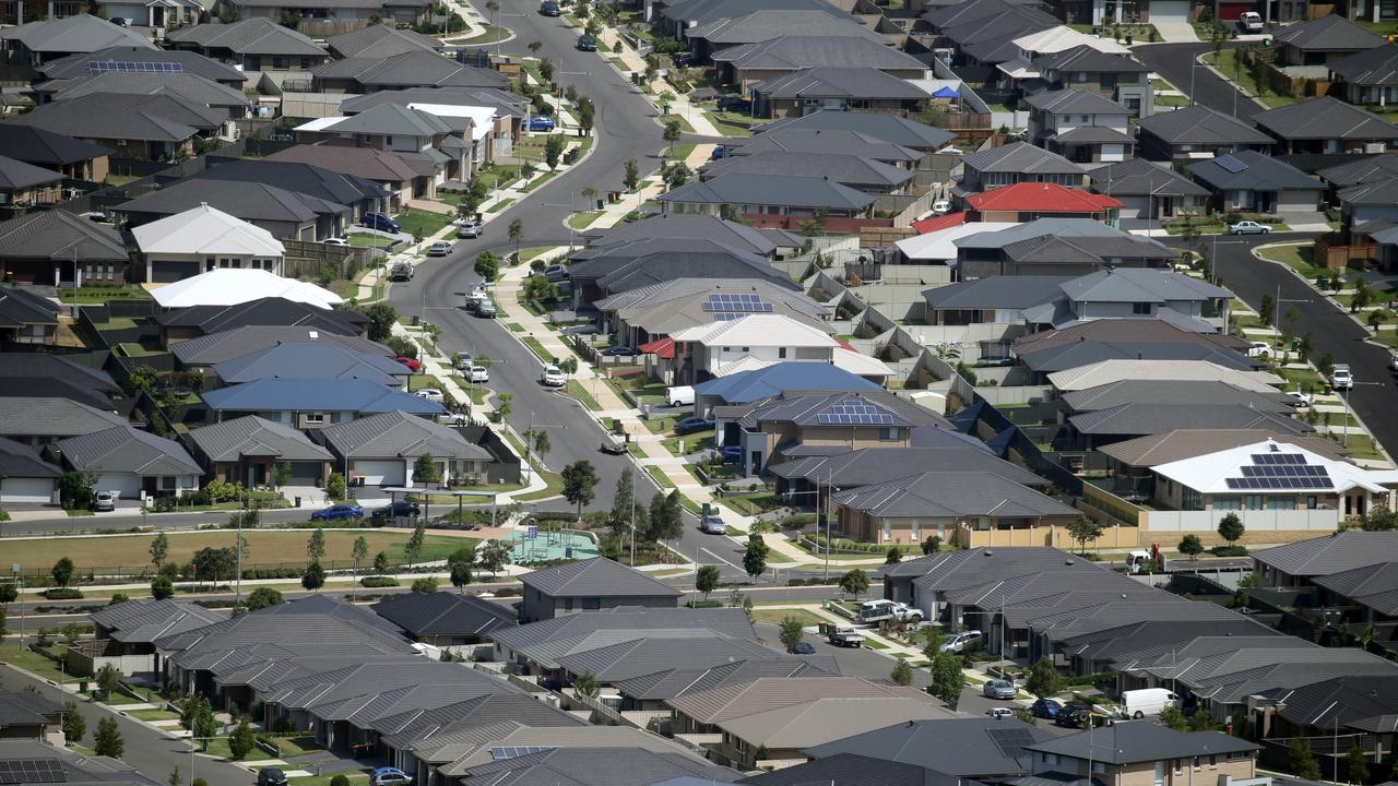 A record proportion of Sydney homes are empty. Picture: Jonathan Ng