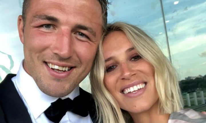 Sam and Phoebe Burgess split for the second time