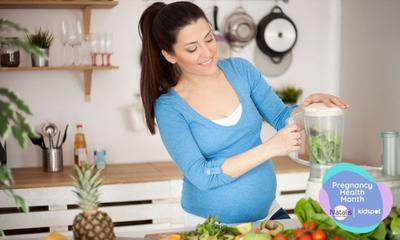 What I changed about my diet during pregnancy number two