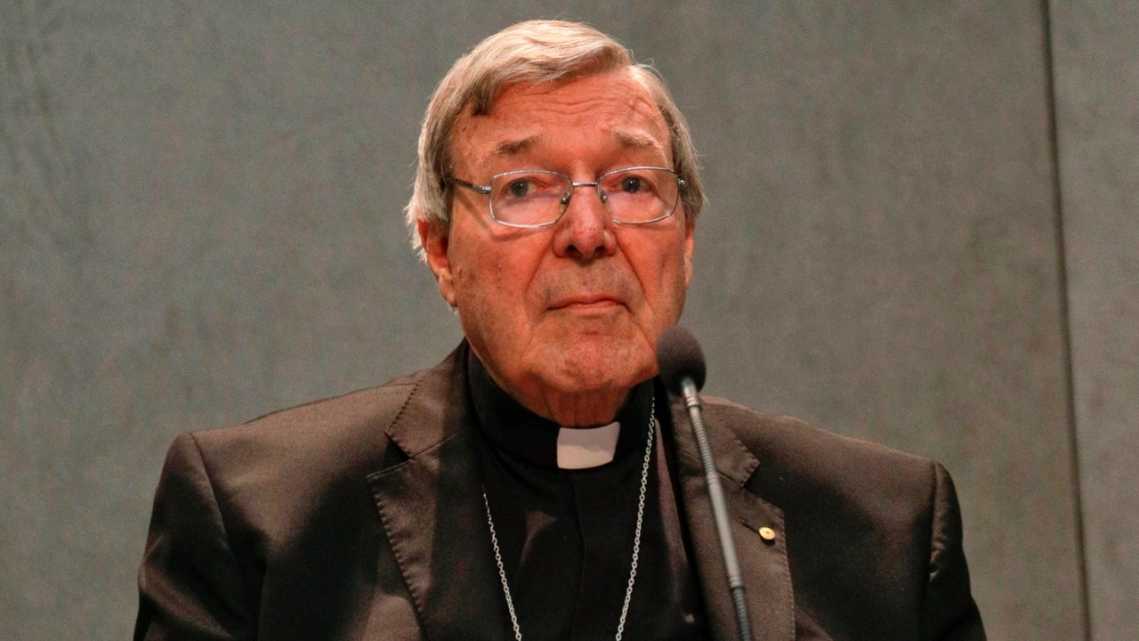 Cardinal Pell arrives in Vatican for possible meeting with Pope