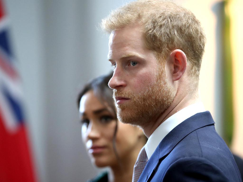 Harry and Meghan didn't ask the Queen for permission to use her nickname 'Lilibet' for their daughter. Picture: Chris Jackson/AFP