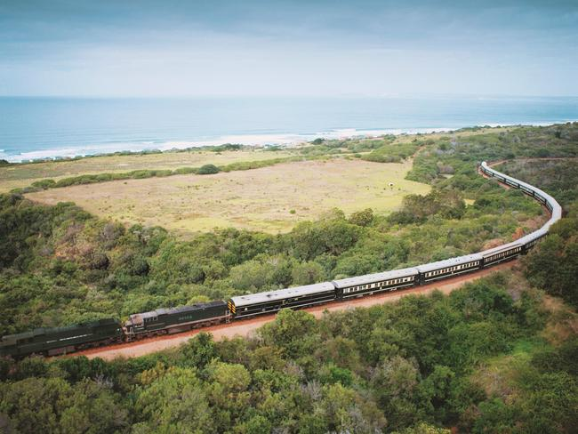 "SOUTH AFRICA 3-DAY PACKAGE, $2279: Cross South Africa from Pretoria to Cape Town on board Rovos Rail for two nights, from $2279 a person, twin share, a saving of 30 per cent. Departing Pretoria, you will travel through Kimberley to Matjiesfontein then Cape Town in a Deluxe Suite. Price includes all meals with beverages on-board. Offer valid for travel in select periods until September 30, 2019, and is on sale until July 31, 2019. Ph 13 14 15 and quote ""Rovos Rail"", helloworld.com.au/agents"