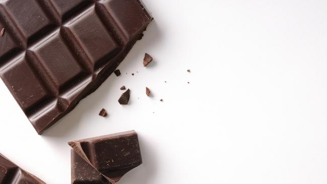 A lot of people are getting stuck into the dark chocolate to boost their chances of getting pregnant. Picture: iStock