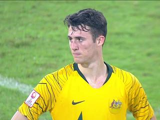 A disappointing defeat for the Olyroos.