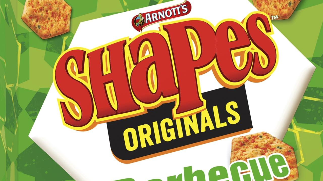Shapes are an Aussie picnic staple.
