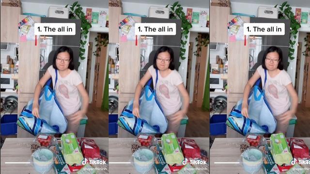 ALDI cashier hacks