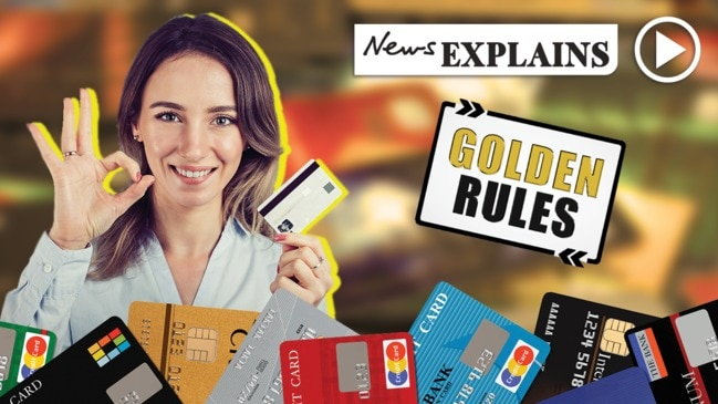 The golden rules for managing a credit card
