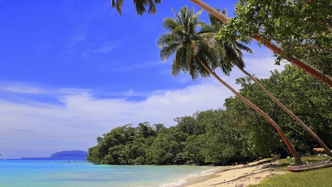 Awesome beach-Port Olry-Espiritu Santo, Vanuatu,. Picture: istock
