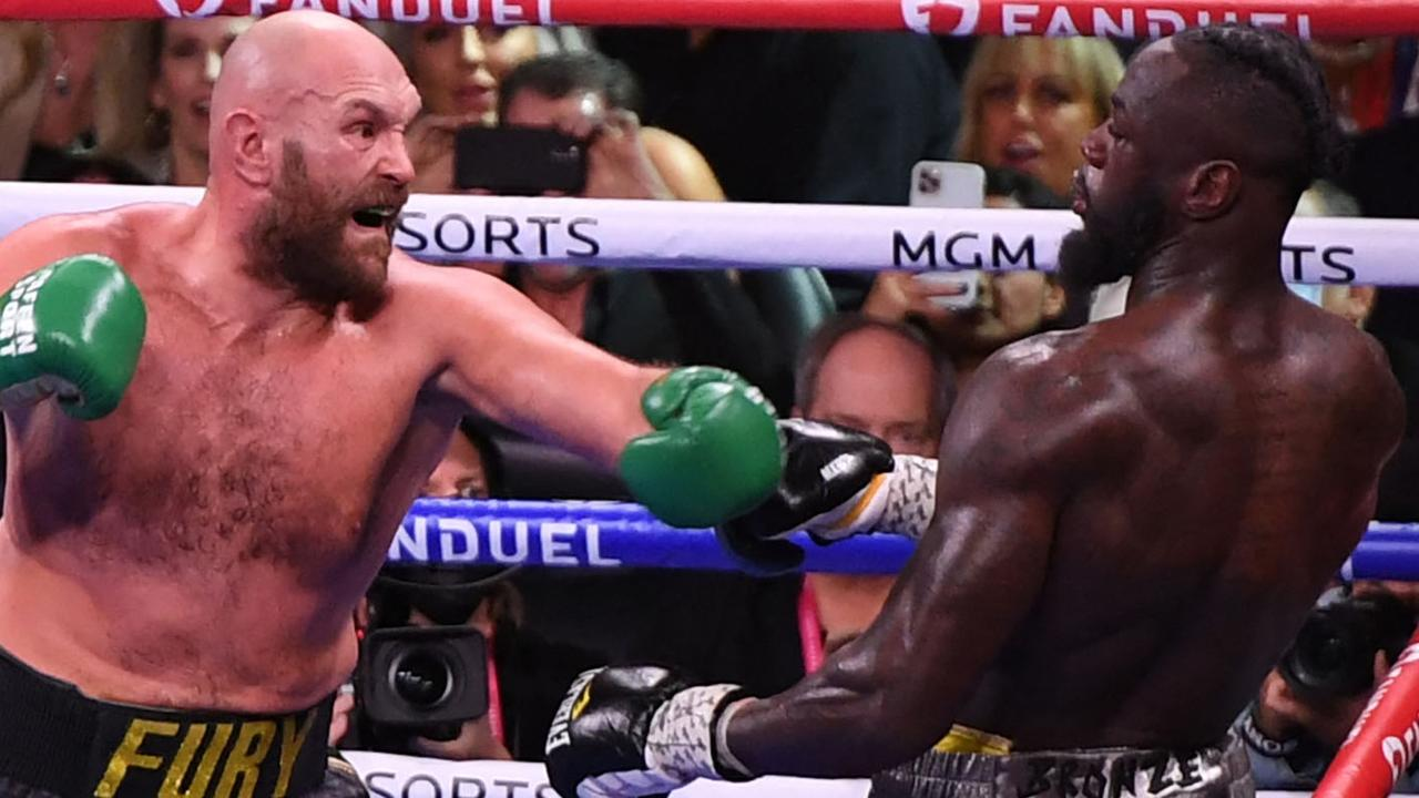 What's next for Tyson Fury as heavyweight picture clears up