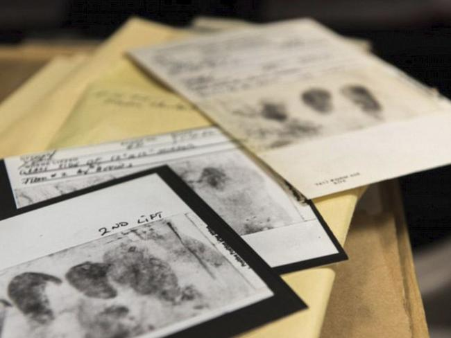 Evidence from the Golden State Killer task force that swooped on suspect DeAngelo after 'needle in haystack' DNA evidence.