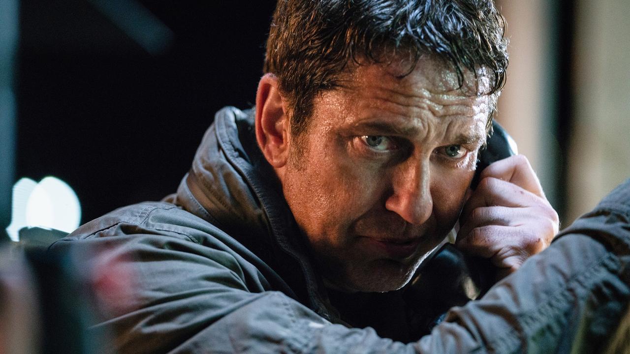 Butler stars as 'Mike Banning' in Angel Has Fallen. Photo Credit: Simon Varsano.