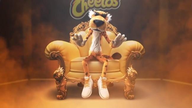 Cheetos: Flamin' Hot Diss Track