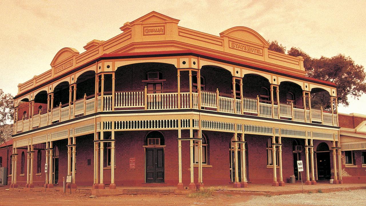 Supplied Travel WAKAL_10: Kalgoorlie and Northern Goldfields feature. Escape WA.