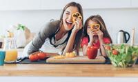 Expert's immunity-boosting diet for the whole family