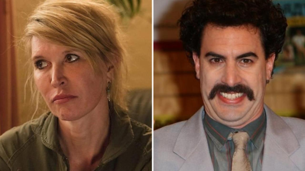 Sally4Ever and Borat 2.