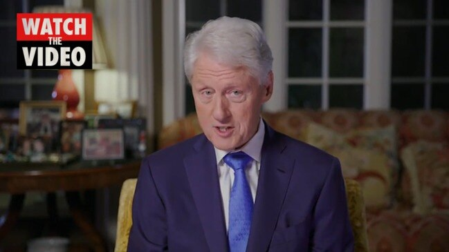 Bill Clinton slams Trump: 'It's only chaos'