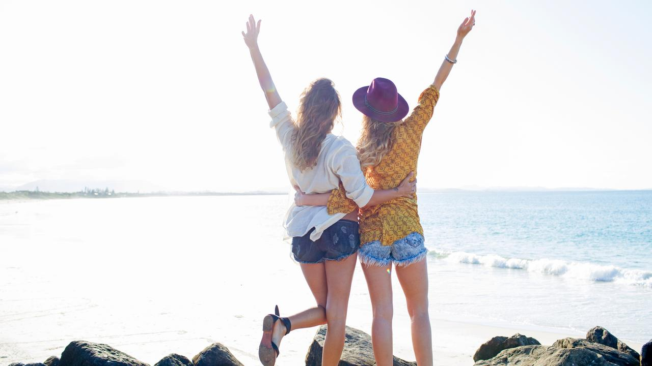 Byron Bay may not work out to be the 'freedom holiday' people are imagining. Picture: Getty.