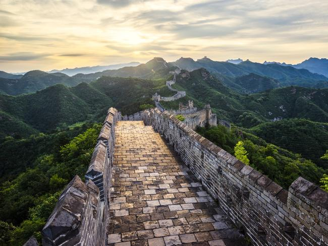 3. GREAT WALL: Sure, more than 10 million tourists visit the Great Wall every year, so chances are high that you'll have to battle the crowds in the most popular sections of the wall. However, what visit to China is complete without seeing this incredible structure? Avoid the peak summer months of June to August if you want to avoid the busiest times and consider going beyond Badaling and visiting the less popular sections of the wall, such as Mutianyu.