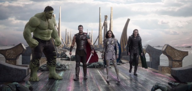 Thor assembles a ragged team of heroes.
