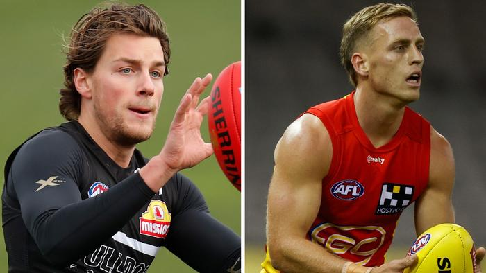 Catch up on Tuesday's AFL trade news.