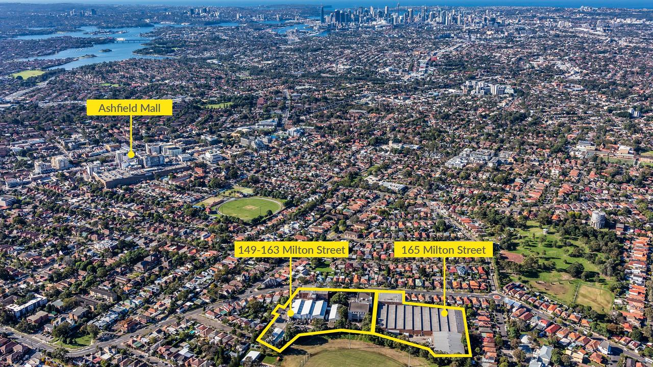 A 3.14ha site in Ashbury is set to be home to more than 350 dwellings in the coming years.