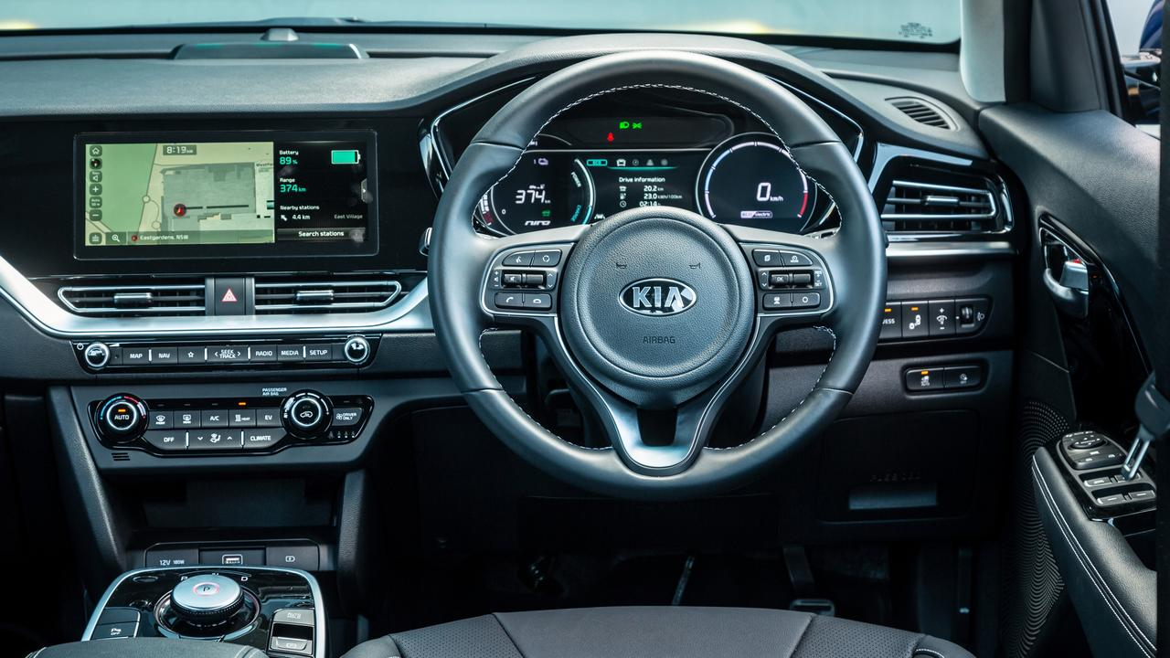 The Niro is new in Australia, but has been on sale in other countries for several years.