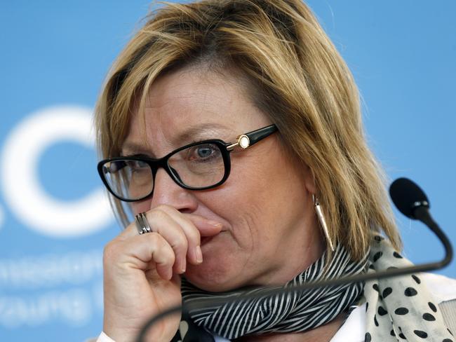 Former Australian of the year Rosie Batty. Picture: Kim Eiszele
